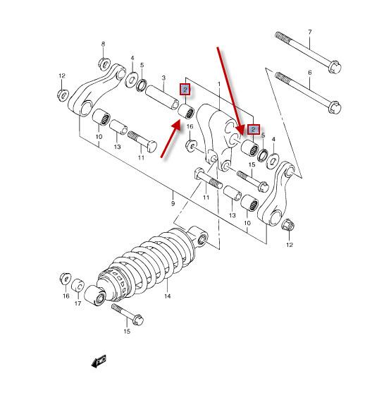 Suzuki Intruder 1400 Clutch Diagram also 2002 Suzuki Tl1000r Wiring Diagram further 1991 Suzuki Gsxr 750 Wiring Diagram besides  on clutch repair suzuki gsxr 1999